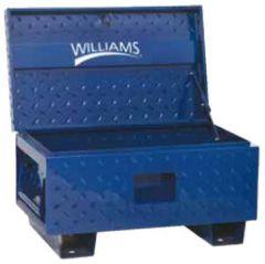 "Williams 50953 48"" x 30"" x 33-1/2"" jobsite box"