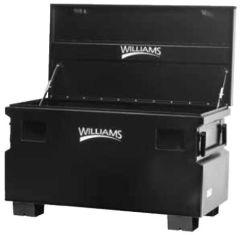 "Williams 50954 48"" x 24"" x 28-3/8"" jobsite box"