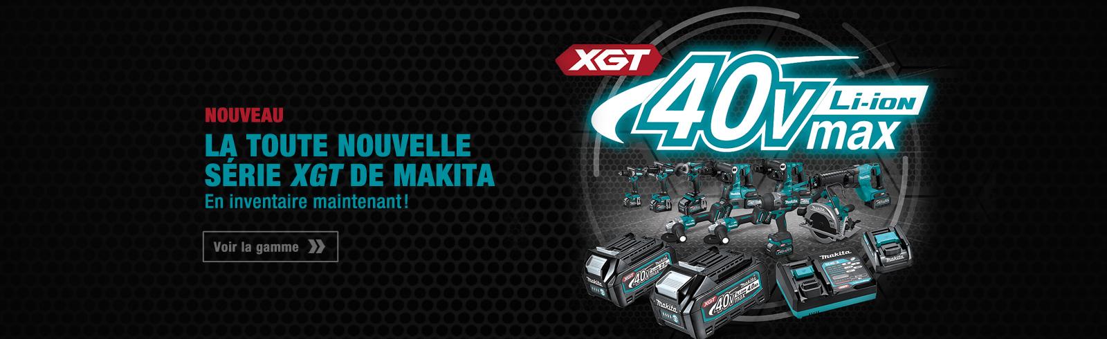 Makita XGT 40V