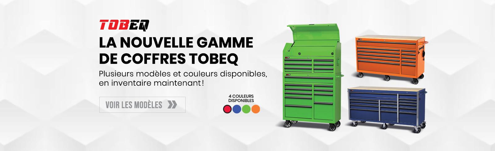 Nouveaux Coffres G2S Tobeq
