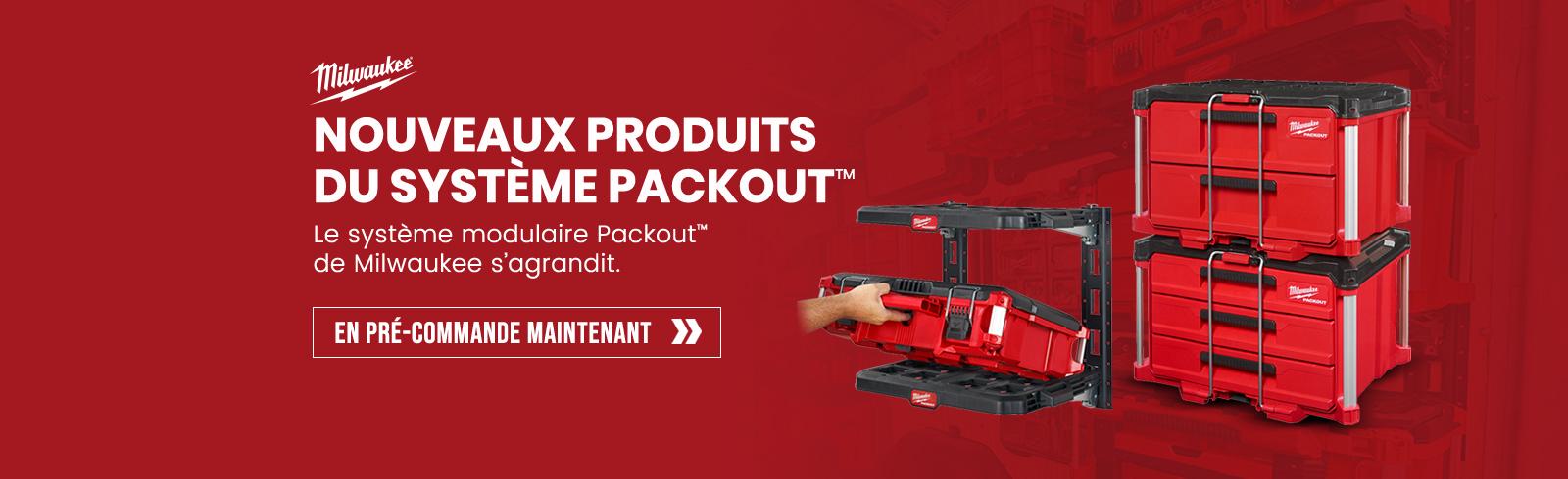 Nouveaux produits Packout™
